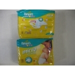 Pampers New Baby Micro  1-2,5 kg 6x24= 144 Stück