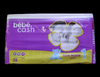 Bebe Cash New Baby Newborn 2-4 kg 6 Packungen je 28 Windeln in einem Karton